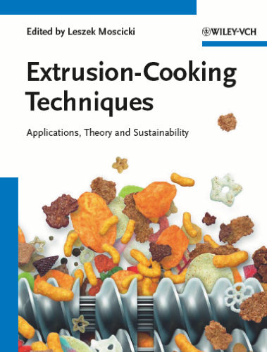 Extrusion cooking technology manuakl