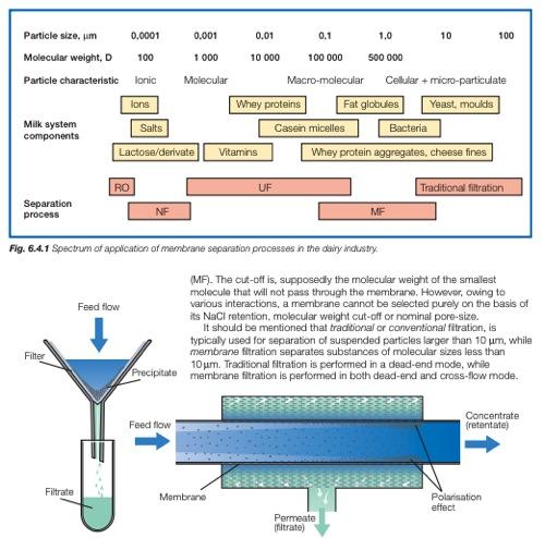 Tetrapak Dairy Processing Handbook Membrane Filters Dairy Processing Hand Book pdf