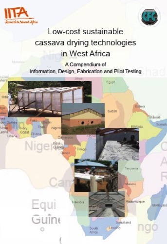 Low cost sustainable cassava drying technologies pdf