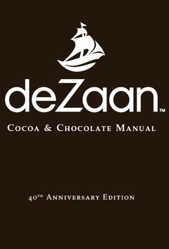 deZaan Cocoa and Chocolate Manual pdf